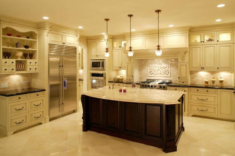 Belleza ideal de la remodelacion de la cocina